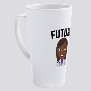 Future Doctor 17 oz Latte Mug