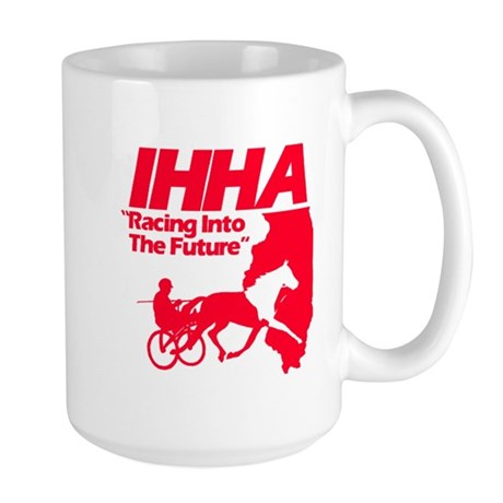 IHHA Red Logo Large Mug