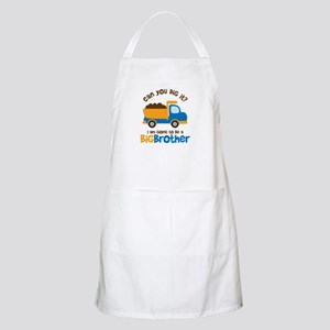 Dump truck Big Brother To Be Apron