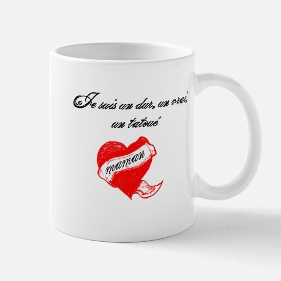 lover tattoo Mug