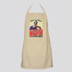 The Health of the State BBQ Apron