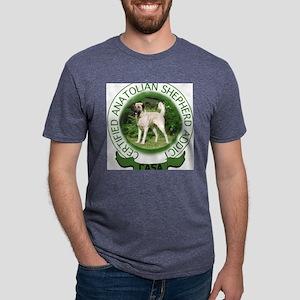 ANATOL106 Mens Tri-blend T-Shirt