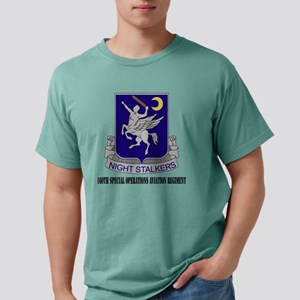 DUI - 160th Special Oper Mens Comfort Colors Shirt
