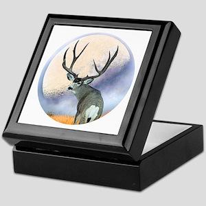 Monster buck Keepsake Box