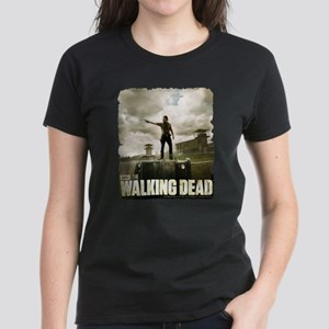 Walking Dead Prison Women's T-Shirt
