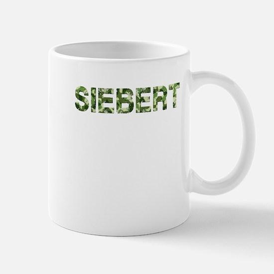 Siebert, Vintage Camo, Mug