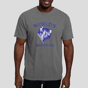 Skye TerrierH Mens Comfort Colors Shirt