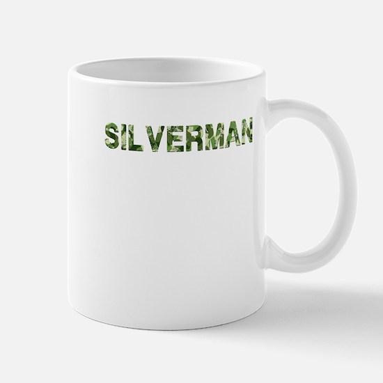 Silverman, Vintage Camo, Mug