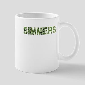 Simmers, Vintage Camo, Mug