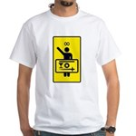 The Tarot Magus White T-Shirt