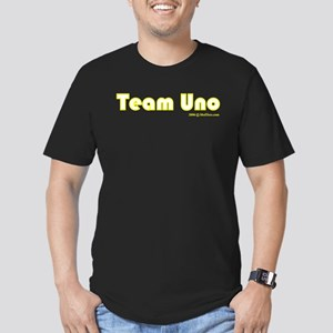 Team Uno Black T-Shirt T-Shirt