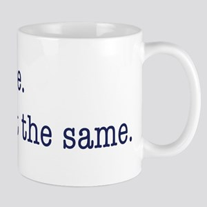 Their. There. They are. Mug