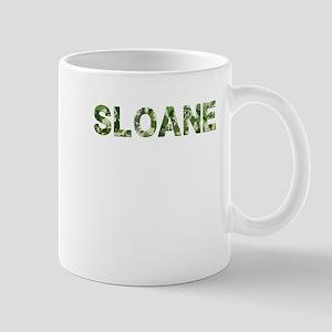 Sloane, Vintage Camo, Mug