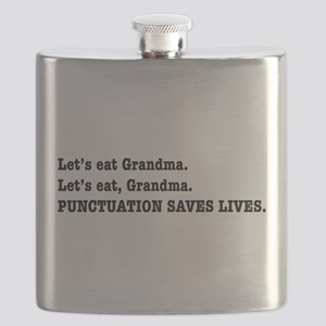Punctuation Saves Lives Flask