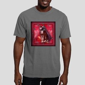 Bast and Pyramid Clock.p Mens Comfort Colors Shirt