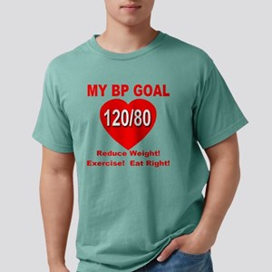 mybpgoal_2010_transparen Mens Comfort Colors Shirt