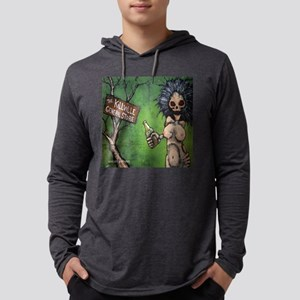 Angry-3 Mens Hooded Shirt