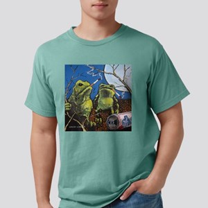 Angry-4 Mens Comfort Colors Shirt
