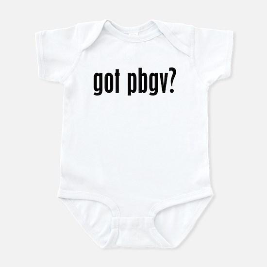 Got PBGV? Infant Bodysuit