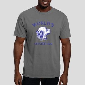 Tibetan SpanielH Mens Comfort Colors Shirt