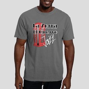 La Zorra y El Cuervo Hav Mens Comfort Colors Shirt