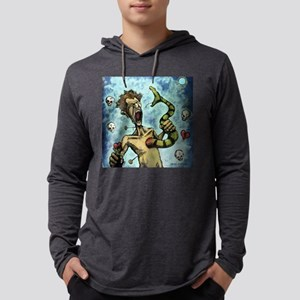 Angry-20 Mens Hooded Shirt