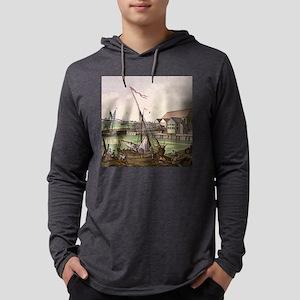 salemmarsq Mens Hooded Shirt