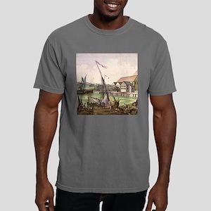 salemmarsq Mens Comfort Colors Shirt
