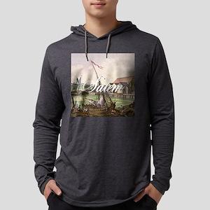 salemmarsq1 Mens Hooded Shirt