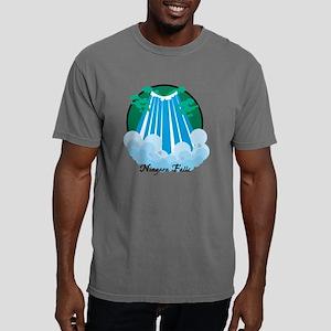 NiagardaFalls1Wh Mens Comfort Colors Shirt