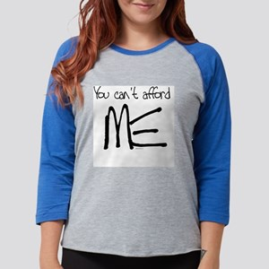 affordme Womens Baseball Tee