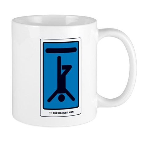 The Hanged Man Mug