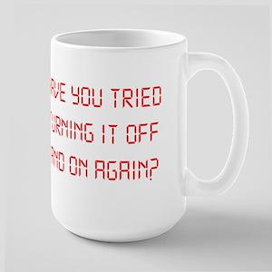 Have You Tried Large Mug
