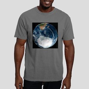 Antarctic ice sheet maxi Mens Comfort Colors Shirt