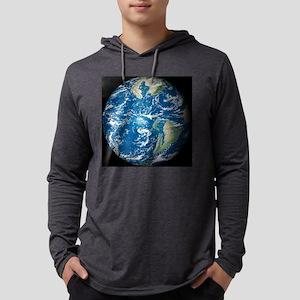 Ancient Earth Mens Hooded Shirt