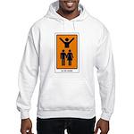 The Tarot Lovers Hooded Sweatshirt