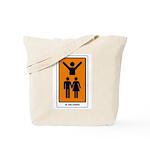 The Tarot Lovers Tote Bag