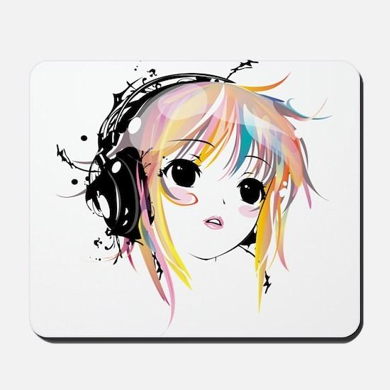 yuki remix Mousepad