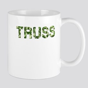 Truss, Vintage Camo, Mug