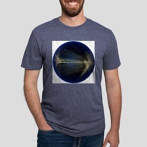 Air traffic routes Mens Tri-blend T-Shirt