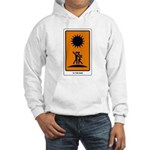 Tarot Sun Hooded Sweatshirt