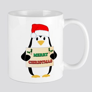Christmas Penguin Mug