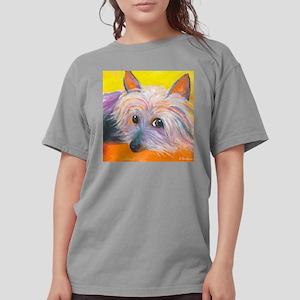 SILKY TERRIER correcte Womens Comfort Colors Shirt