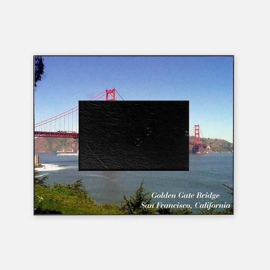 San Francisco Golden Gate Bridge Picture Frame