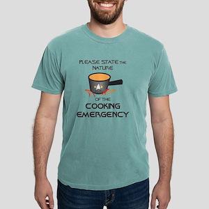 2-Apron Mens Comfort Colors Shirt
