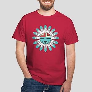 Hopi Sunface Dark T-Shirt