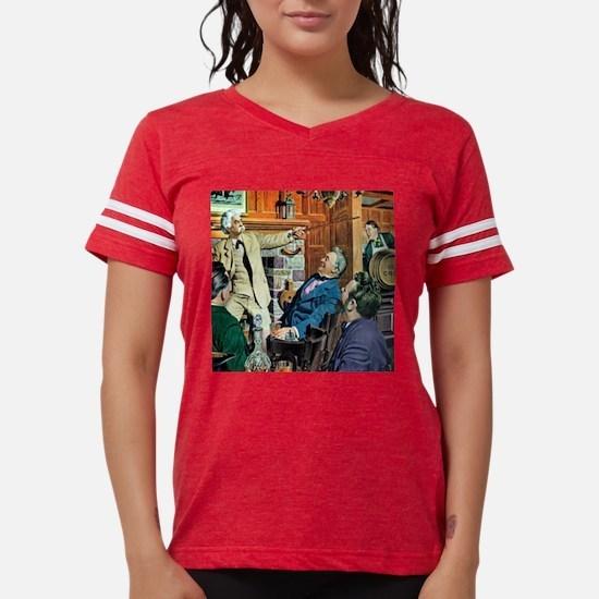 twain5X5.jpg Womens Football Shirt
