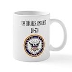 USS CHARLES AUSBURNE Mug