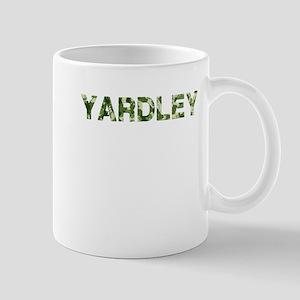 Yardley, Vintage Camo, Mug
