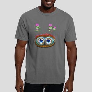 Hoots Toots Haggis Mens Comfort Colors Shirt